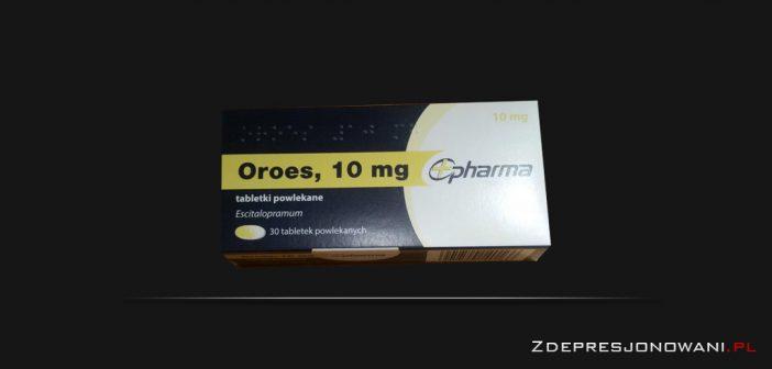 Oroes – tabletki powlekane