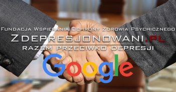 Fundacja Zdepresjonowani.pl beneficjentem grantu Google