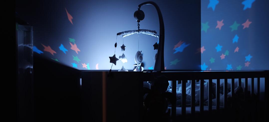 Nocne wybudzenia niemowląt związane z depresją poporodową